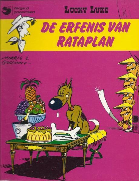 Lucky Luke (Dargaud/Lucky Comics) 11 De erfenis van Rataplan