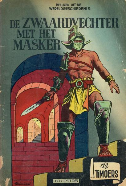De Timoers 7 De zwaardvechter met het masker