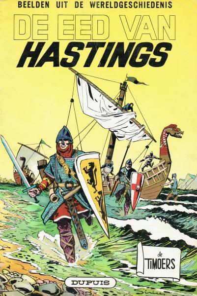De Timoers 16 De eed van Hastings