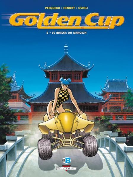 Golden Cup 5 Le baiser du dragon