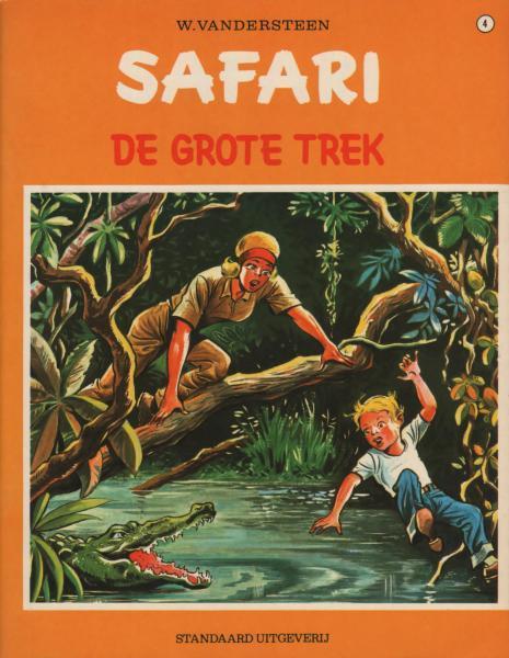 Safari 4 De grote trek