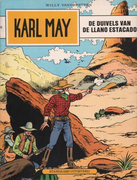 Karl May 67 De duivels van de Llano Estacado