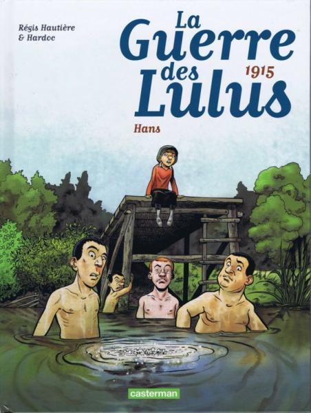 De oorlog van de Lulu's 2 1915 - Hans