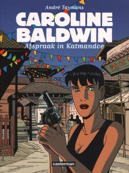 Caroline Baldwin (Nederlands) 7 Afspraak in Katmandoe