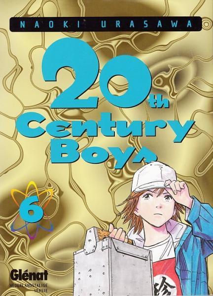 20th Century Boys 6 Deel 6