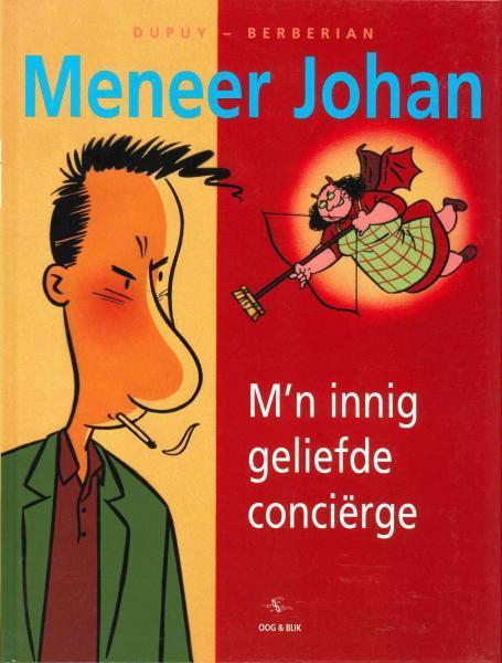 Meneer Johan 1 M'n innig geliefde concièrge