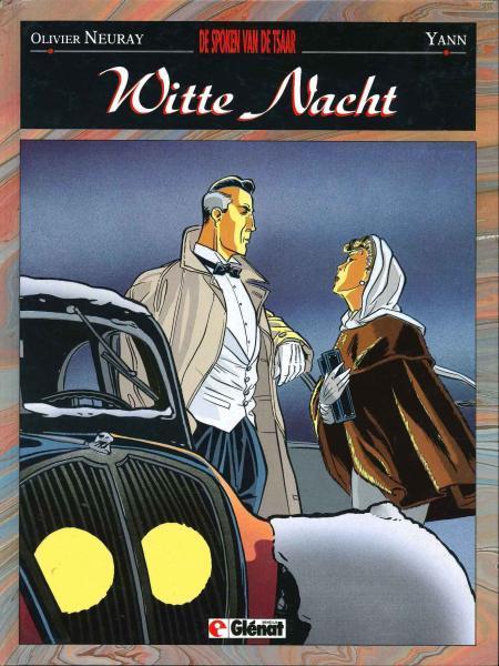 Witte nacht 1 De spoken van de tsaar