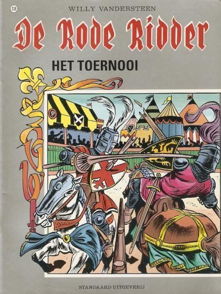 De Rode Ridder 138 Het toernooi