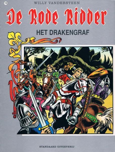De Rode Ridder 176 Het drakengraf
