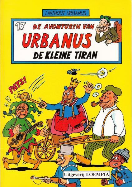 Urbanus 17 De kleine tiran