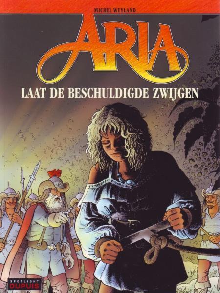 Aria 37 Laat de beschuldigde zwijgen