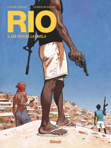 Rio (Rouge) 2 Les yeux de la favela
