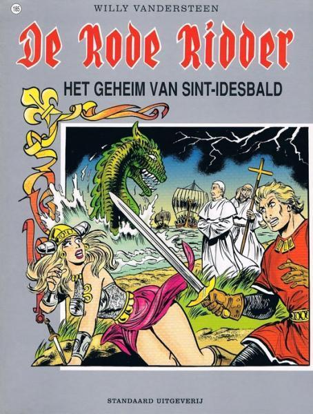 De Rode Ridder 185 Het geheim van Sint-Idesbald