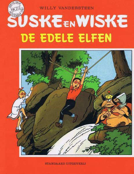 Suske en Wiske 212 De edele elfen