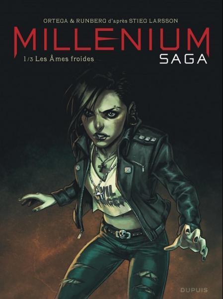 Millennium saga 1 Les âmes froides