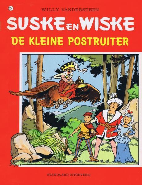 Suske en Wiske 224 De kleine postruiter