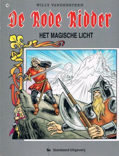 De Rode Ridder 196 Het magische licht