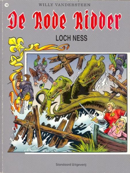 De Rode Ridder 199 Loch Ness
