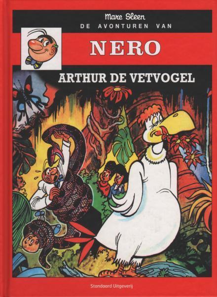 Nero 10 Arthur de vetvogel