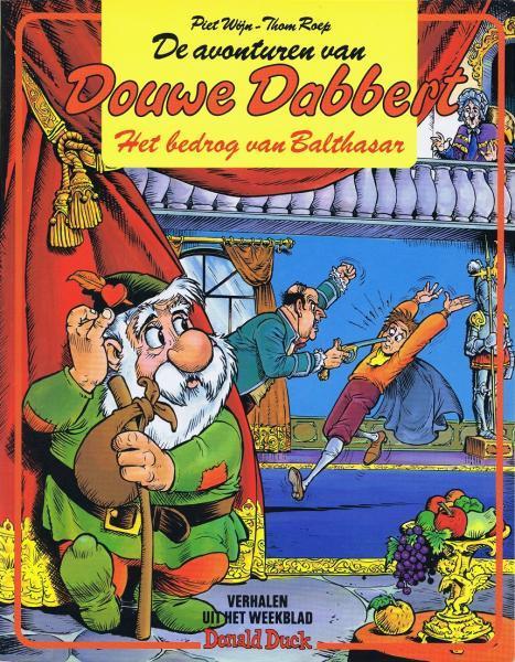 Douwe Dabbert 15 Het bedrog van Balthasar