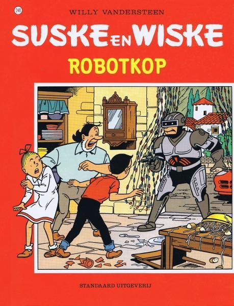 Suske en Wiske 248 Robotkop