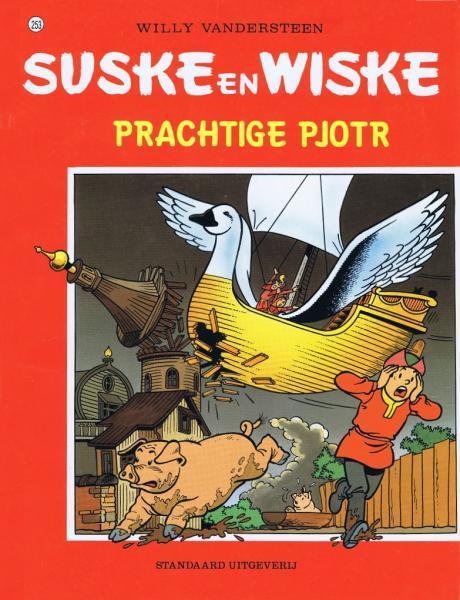 Suske en Wiske 253 Prachtige Pjotr