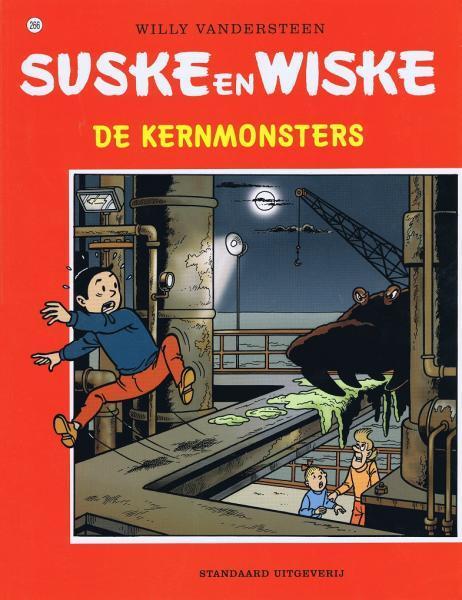 Suske en Wiske 266 De kernmonsters