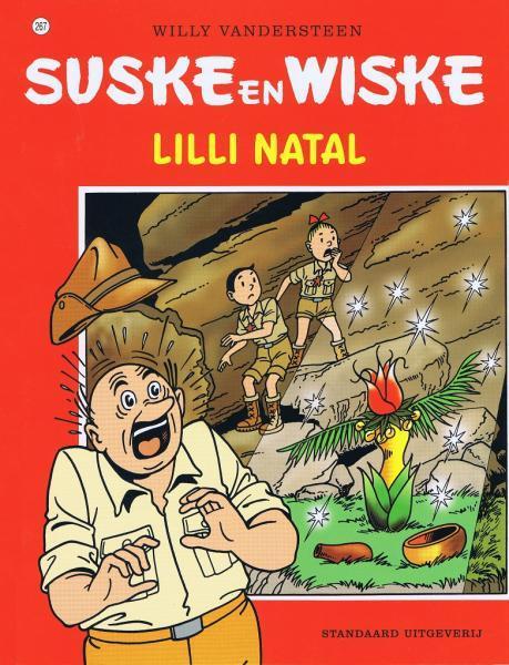 Suske en Wiske 267 Lilli Natal
