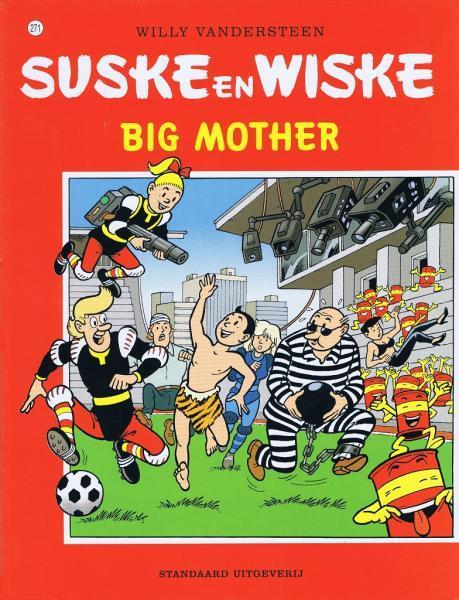 Suske en Wiske 271 Big Mother