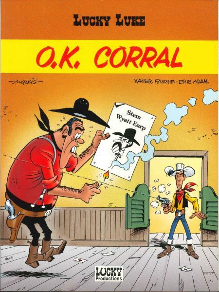 Lucky Luke (Dargaud/Lucky Comics) 37 O.K. corral
