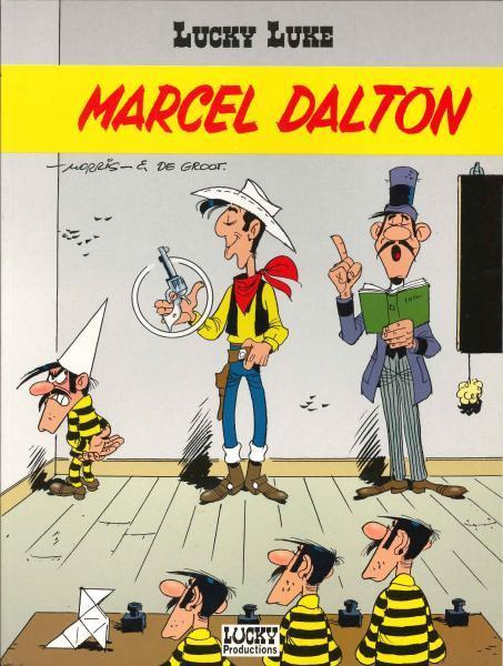 Lucky Luke (Dargaud/Lucky Comics) 39 Marcel Dalton