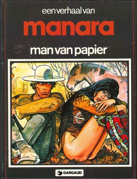 Man van papier 1 Man van papier