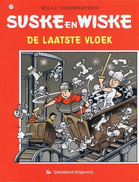 Suske en Wiske 279 De laatste vloek