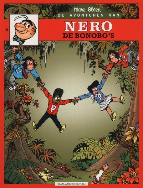 Nero 159 De bonobo's