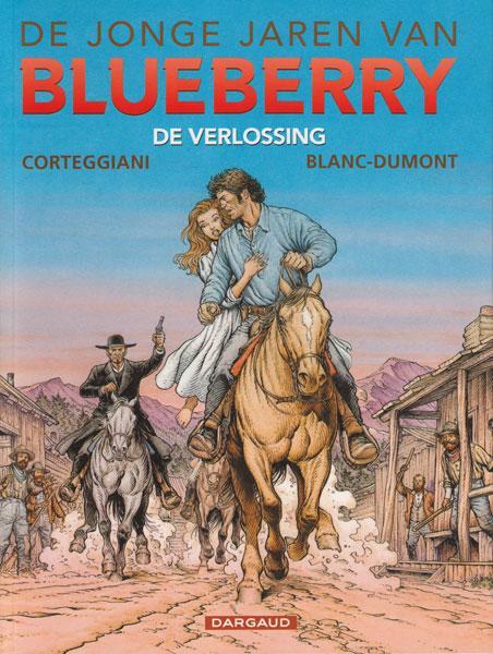 De jonge jaren van Blueberry 19 De verlossing