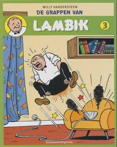 De grappen van Lambik (Heruitgaves + nieuwe albums) 3 Deel 3