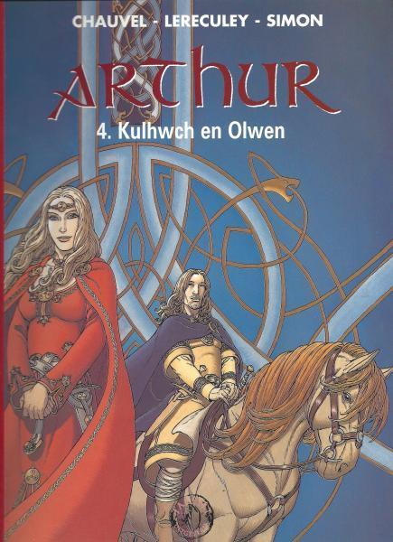 Arthur (Lereculey) 4 Kulhwch en Olwen