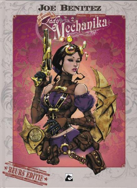 Lady Mechanika (Dark Dragon Books) 2 Het mysterie van het mechanische lijk, deel 2