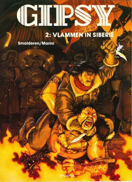 Gipsy 2 Vlammen in Siberië