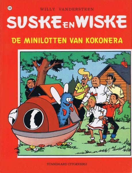 Suske en Wiske 159 De Minilotten van Kokonera