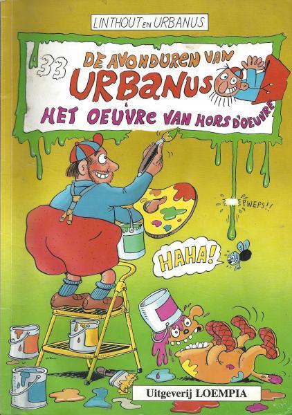Urbanus 33 Het oeuvre van Hors d'Oeuvre