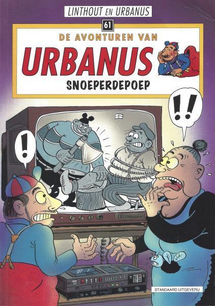 Urbanus 61 Snoeperdepoep