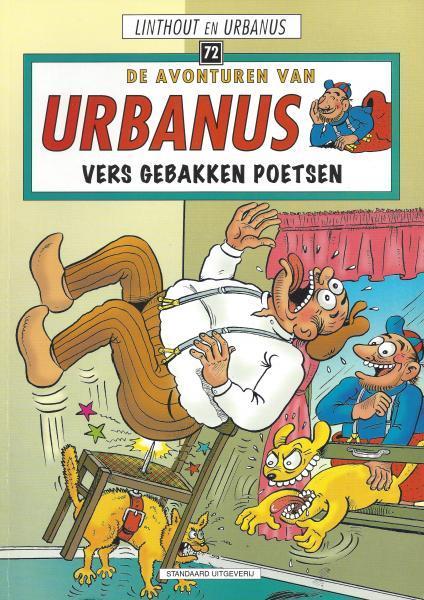 Urbanus 72 Vers gebakken poetsen