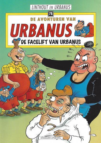 Urbanus 78 De facelift van Urbanus