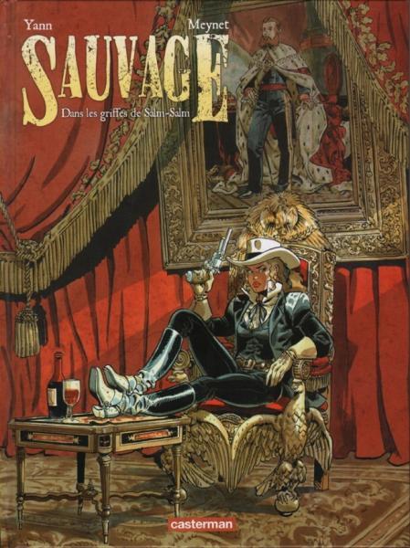 Savage (Meynet) 2 Dans les griffes de Salm-Salm