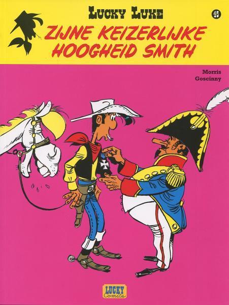Lucky Luke (Lucky Comics, hernummering) 45
