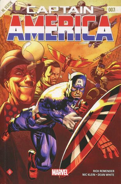 Captain America (Standaard) 7