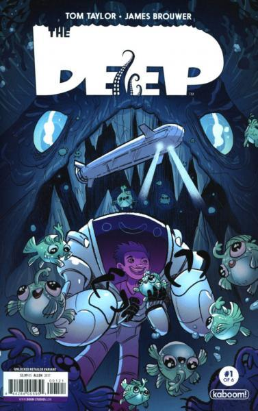 The Deep 1 Issue #1