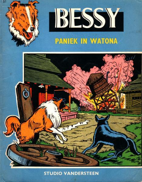 Bessy 51 Paniek in Watona