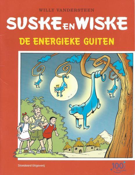 Suske en Wiske (reclame/kortverhaal) 40 De energieke guiten